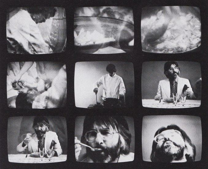Michel Cardena 'Une cube se transforme en cercle par la chaleur de Cardena no 1' (1973-1974) Rozenstraat
