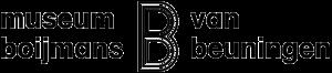 logo Museum Boijmans van Beuningen