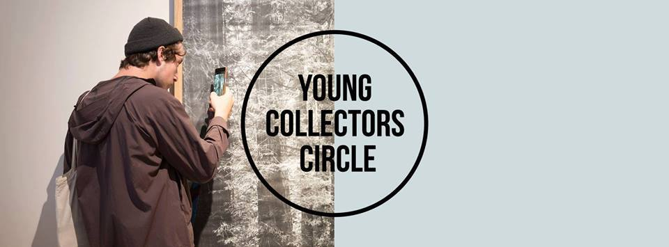 Young Collectors Cirlce Rozenstraat