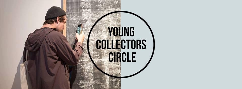Young Collectors Cirlce Rozenstraat