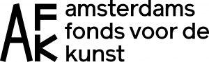 afk logo, amsterdamse fonds kunst, rozenstraat