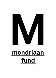 mondriaan fonds, logo, rozenstraat